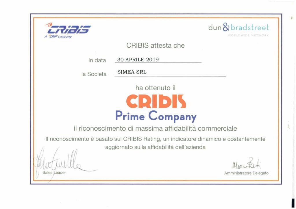 Cribis Prime Company